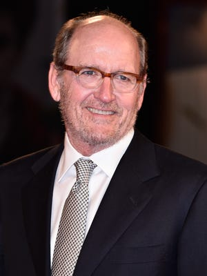 Richard Jenkins attends the 'Olive Kitteridge Part 3-4' - Premiere during the 71st Venice Film Festival on September 1, 2014 in Venice, Italy.