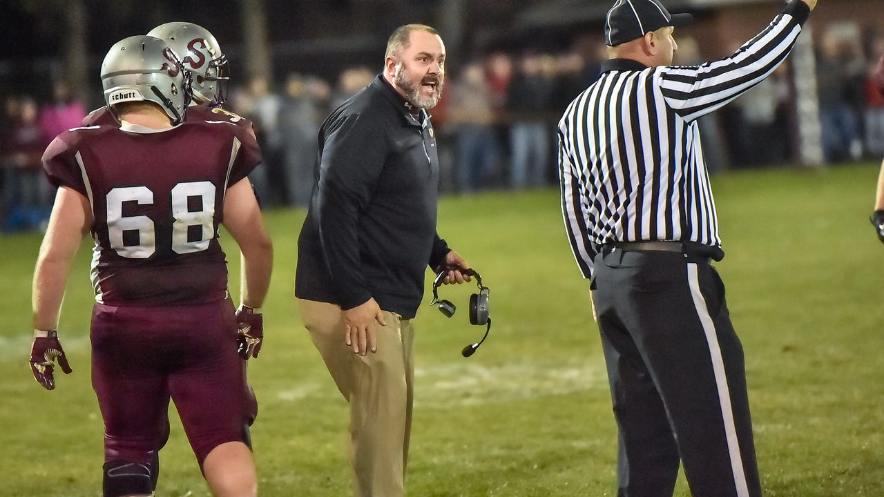 Watch: Shippensburg football upsets Bishop McDevitt in District 3 semifinal