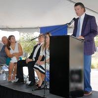 VA Wellness Center Groundbreaking Ceremony Held in Central El Paso Wednesday