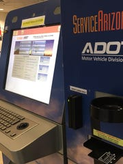 The Arizona Department of Transportation announced Thursday it will enhance the security of the ServiceArizonawebsite and track down people who are responsible for identity thefts, according to an ADOT news release.