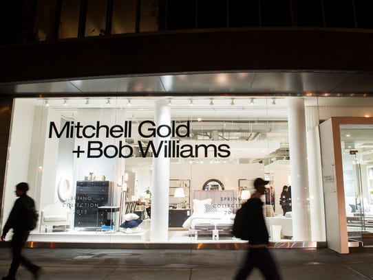 High-end furniture retailer Mitchell Gold + Bob Williams