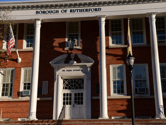 Borough of Rutherford municipal building