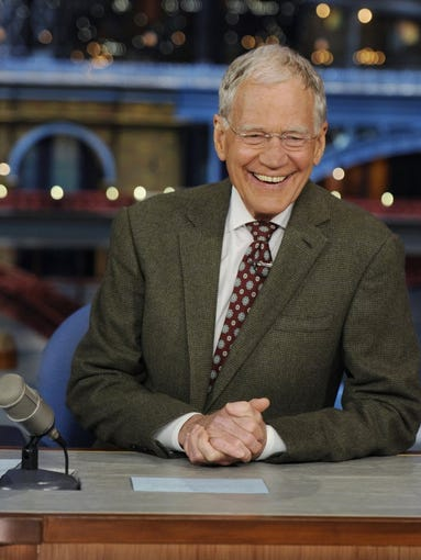 With David Letterman retiring next year after a record run in late-night TV, speculation is already rampant about who will replace him on CBS's Late Show. USA TODAY's Gary Levin handicap some candidates.