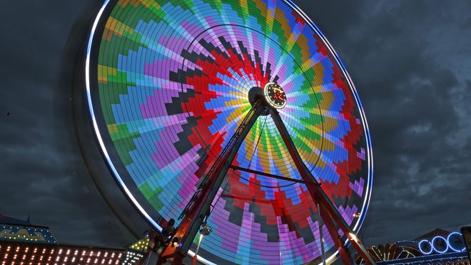 The Panhandle-South Plains Fair will start on Sept. 25 in Lubbock.