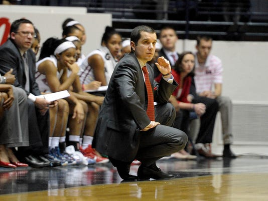 NCAA Womens Basketball: Baylor at Mississippi