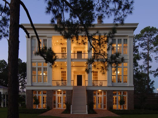 Sheffield Construction was the contractor for the Florida State University's president's home, working with architects Historical Concepts of Atlanta. The project received the 2016 Addison Mizner Medal in the Institutional category.