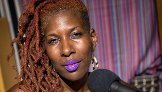 Spoken word artist Reenah Oshun Golden uses her art to pay homage to the Harlem Renaissance.