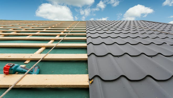 Metal roofs have a long life expectancy, but are costly and require professional installation.