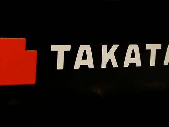 Troubled air bag maker Takata is expected to file for
