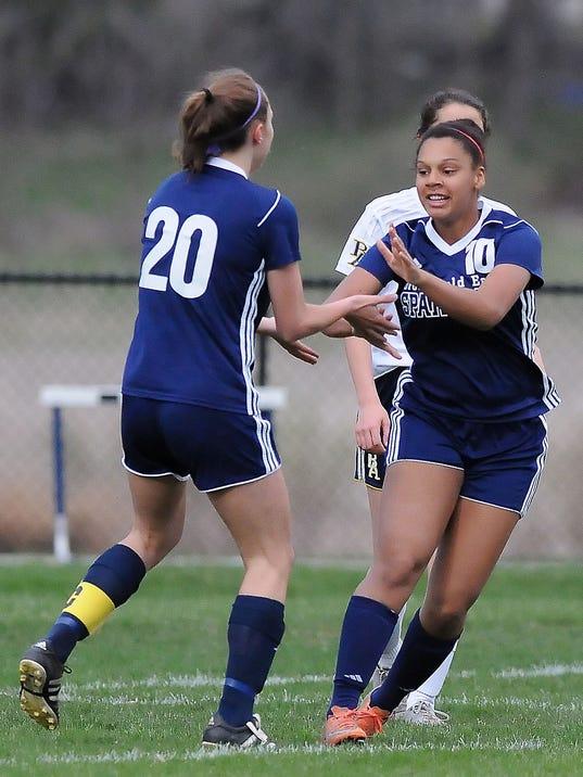 Girls Soccer: Brookfield East at Brookfield Academy