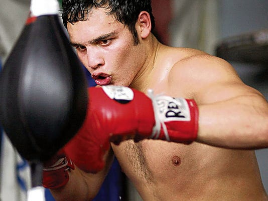 Julio César Chávez Jr. has tweeted that he hopes to see boxing fans in El Paso for a possible fight in July. An official announcement is expected soon.