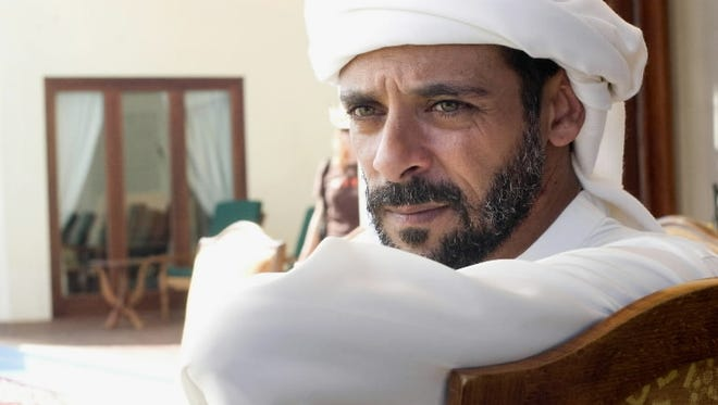 """Alexander Siddig in a scene from the motion picture """"Syriana."""""""