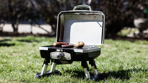 Cuisinart Petit Gourmet Portable Grill—$77.22 (Save