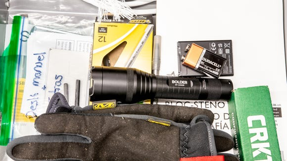 Keep this flashlight in your home—just in case.