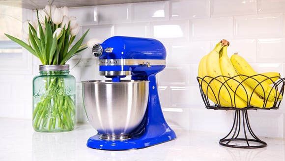This KitchenAid stand mixer at its lowest price—for