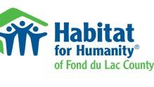 Habitat for Humanity of Fond du Lac County logo