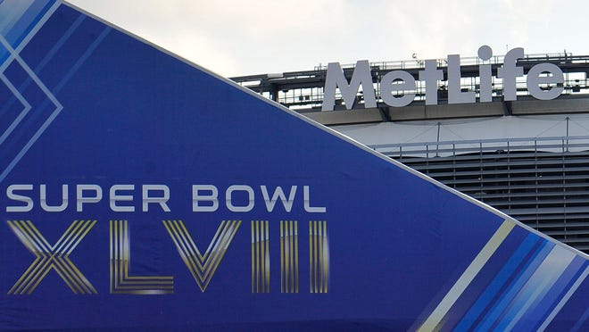 The NFL expects MetLife Stadium to be sold-out for the Super Bowl.