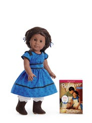 """Addy is a historical doll in the American Girl """"BeForever"""""""