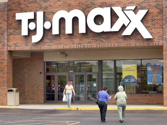 T j maxx the rare store that 39 s thriving while those at for Tj maxx t shirts