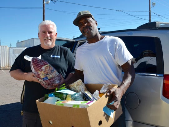 Located in Central Phoenix, 7th Street Food Pantry