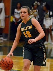Gallatin High junior Tiera McDermott is expected to