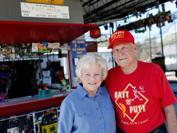 Norman and Doris Gagel are the owners of Batt-N-Putt on Dixie Highway. The Gagel's started the business in 1972 and have been running it ever since, with the help of their son David Gagel. Activities include miniature golf, a variety of batting cages and an arcade.  April 19, 2014