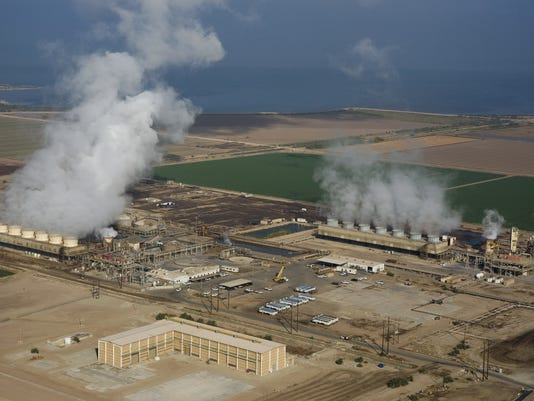 CalEnergy Geothermal