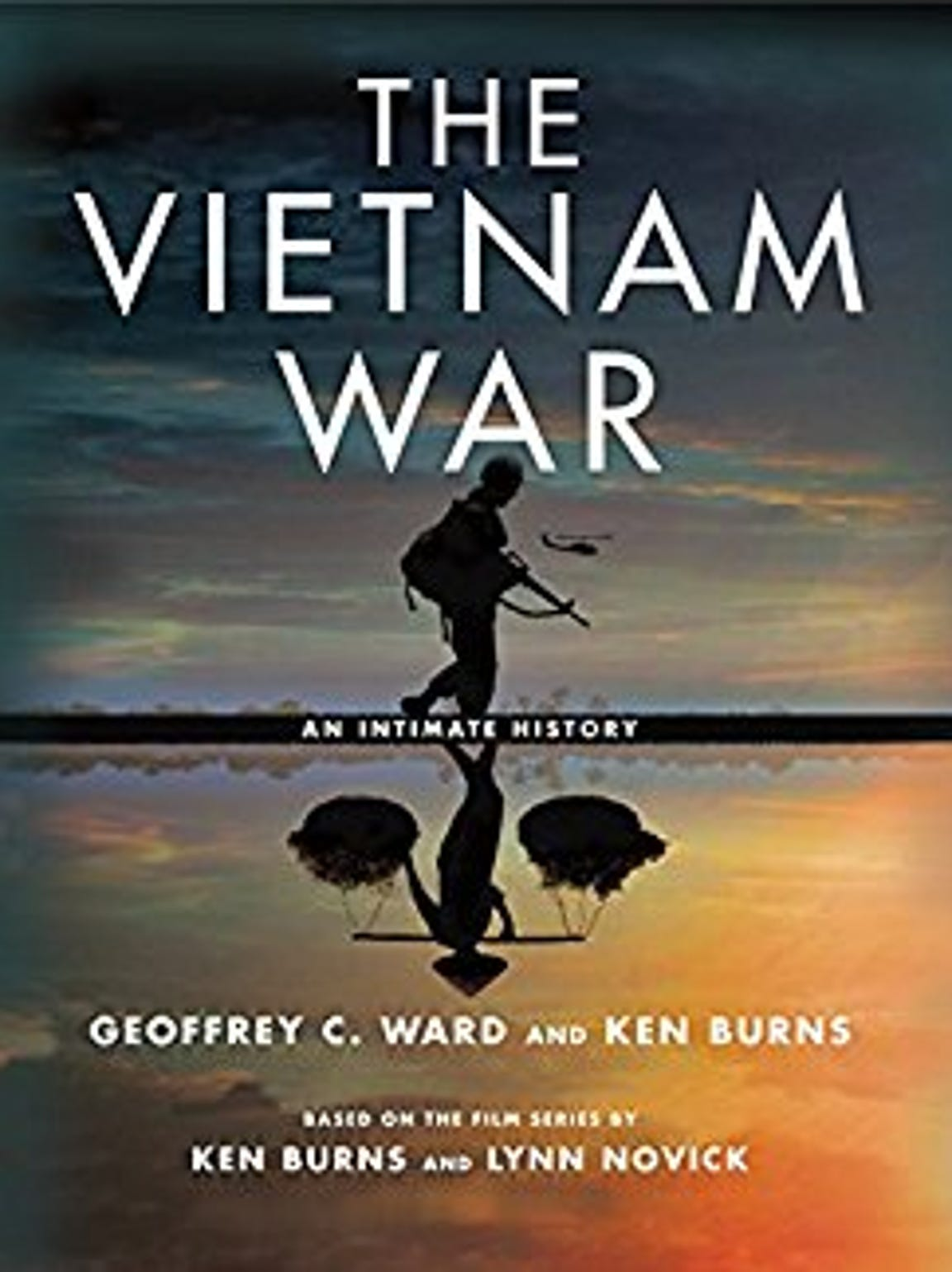 The Vietnam War cover.