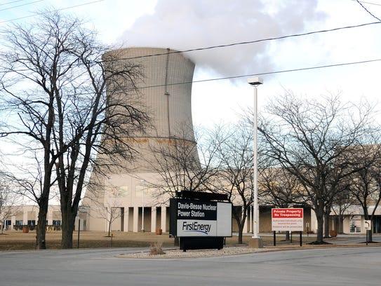 The Davis-Besse Plant in Ottawa County, Ohio's first