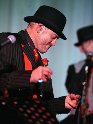 The Blues DoGS will perform again at this year's Simply Red fundraiser.