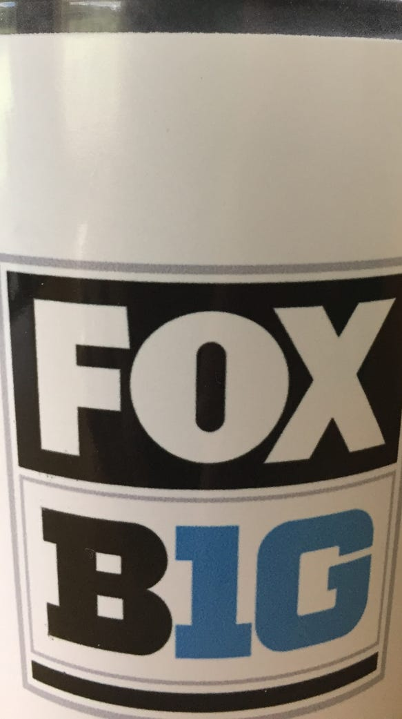 FOX, FS1 will broadcast Big Ten football games this