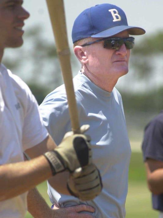 Titel: BCC baseball - Ernie Rosseau
