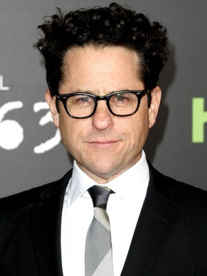 "Executive Producer J.J Abrams attends the ""11.22.63"" premiere on Feb. 11, 2016 in Los Angeles."