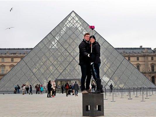 France Selfie Sticks