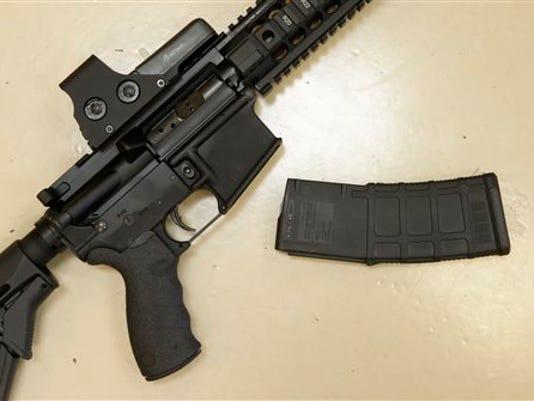 California Gun Control