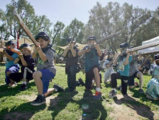 Check out Civil War Days in Simi Valley this weekend.