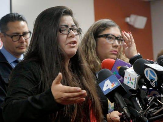 Marlene Mosqueda, Karla Navarrette