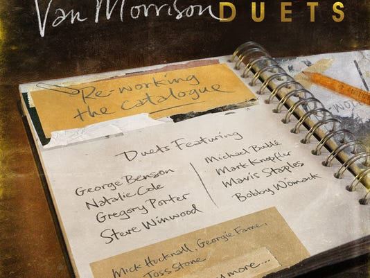 Music Review Van Morrison