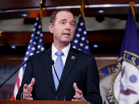 Rep. Adam Schiff, D-Calif.