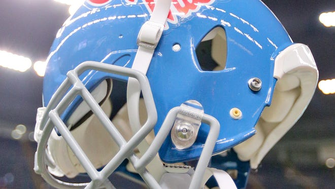 Former Ole Miss wingback Bill Barry died in December at the age of 65.
