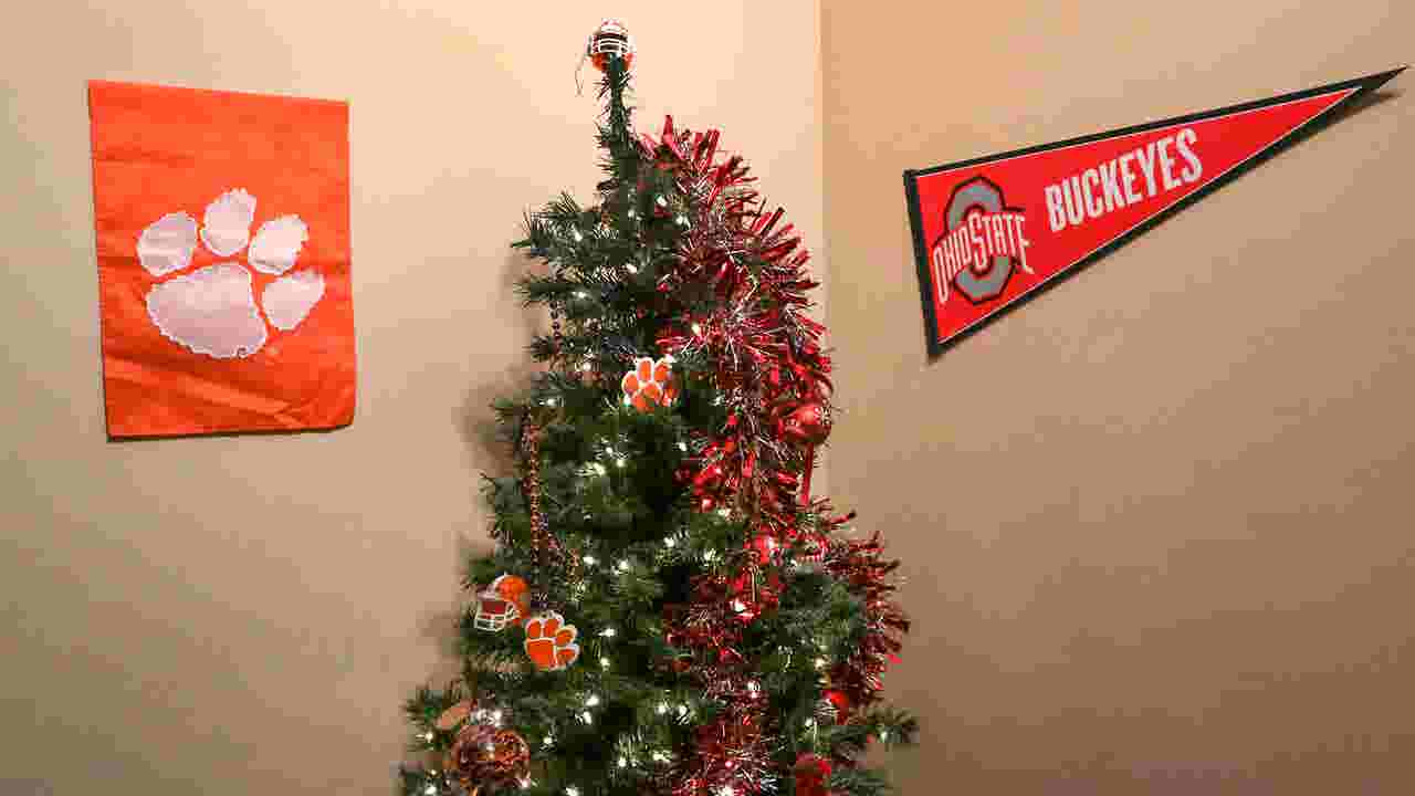 A house divided over Clemson and Ohio State