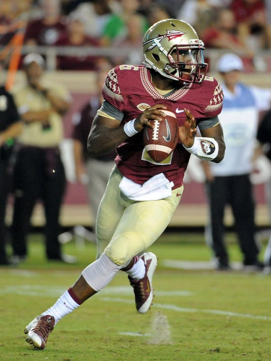 NCAA Football: Texas State at Florida State