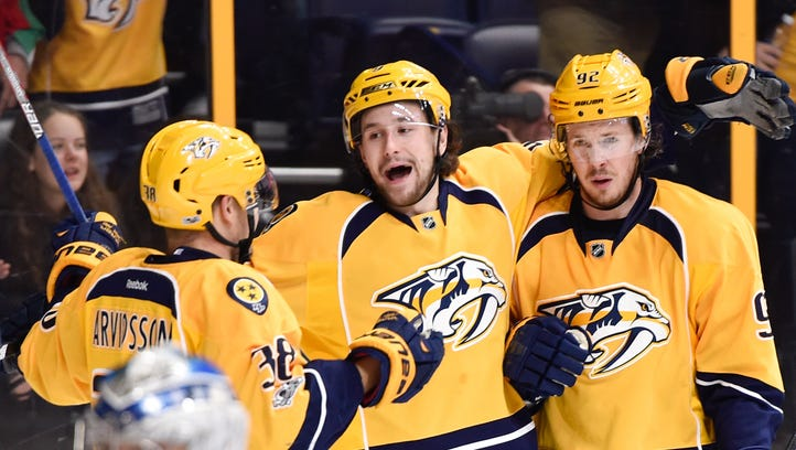Predators' strengths, weaknesses on clear display