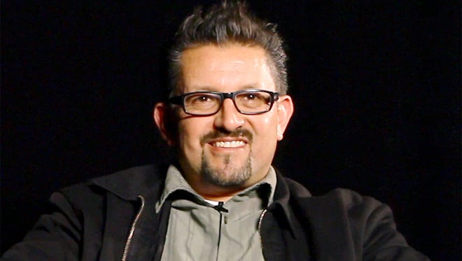 Political cartoonist Lalo Alcaraz will speak on Oct. 8 and Oct. 9 at WNMU.