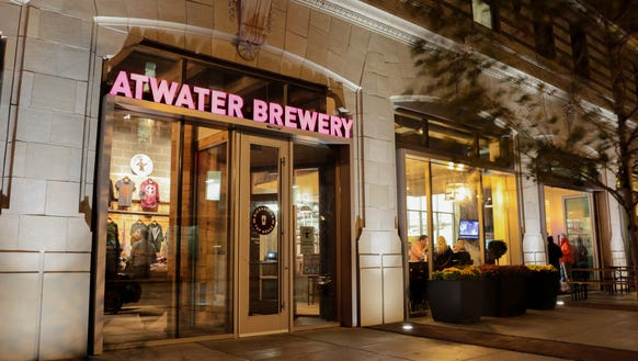 Atwater Brewery's Grand Rapids location is open in