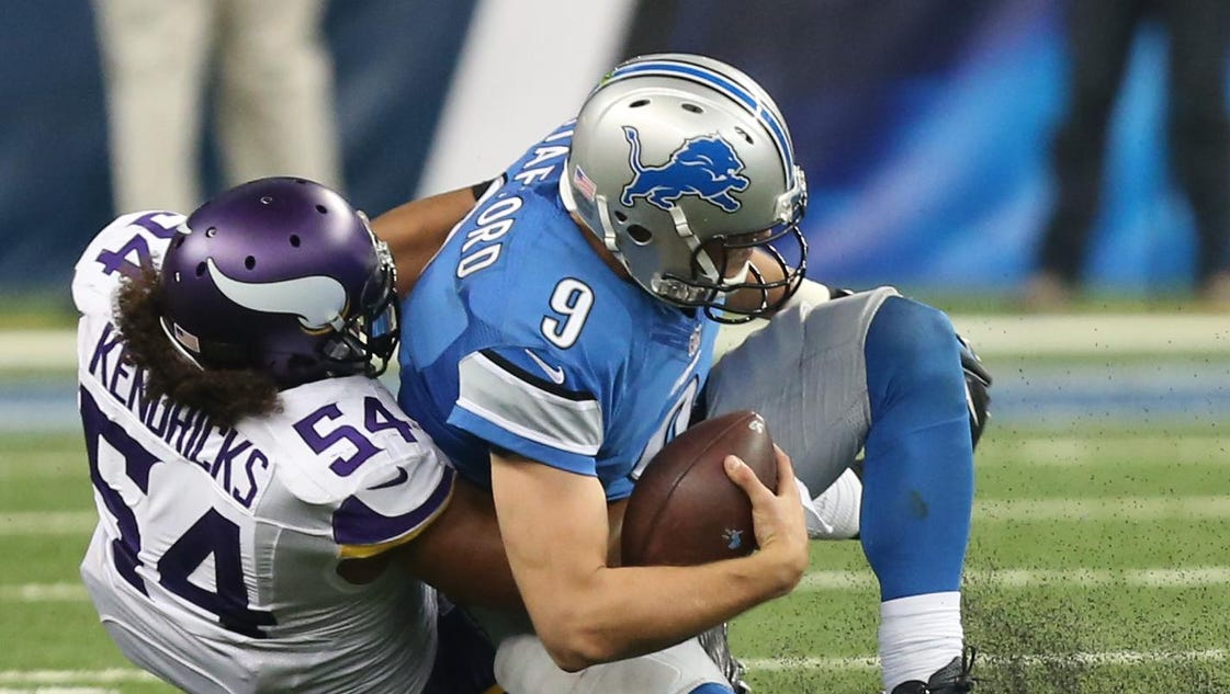 Jerseys NFL Online - Seidel: You have to like this Detroit Lions draft