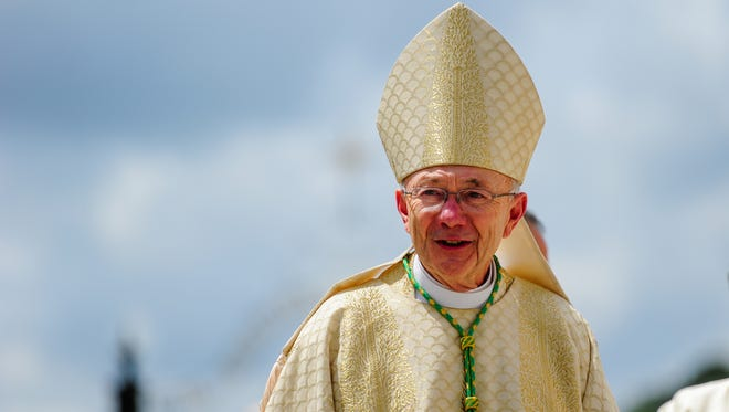 Bishop J. Douglas Deshotel.