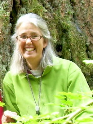Daphne Stone will give a talk and lead a walk on the topic of lichens on Oct. 31, 2015, as the final presenter for the Straub Environmental Center's monthly Amateur Naturalist series.