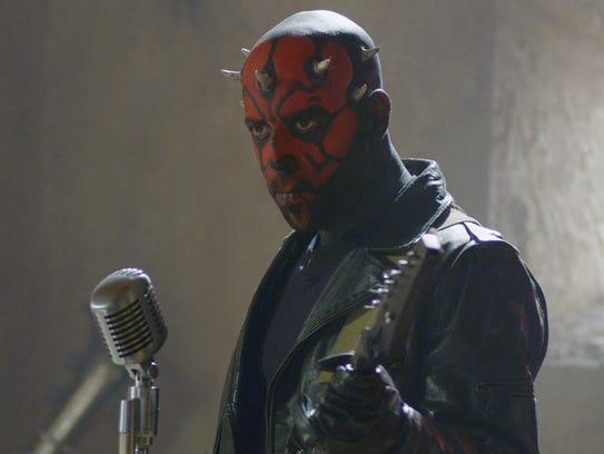 Chris Daughtry Star Wars