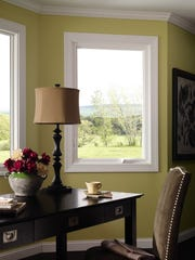 New windows can help eliminate drafts, reduce condensation and reduce noise pollution.